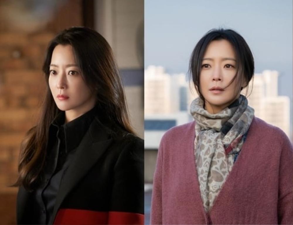 Họp báo phim mùa Covid-19, Kim Hee Sun hài hước 'tám chuyện' với Joo Won qua lăng kính nhiệm màu Ảnh 10