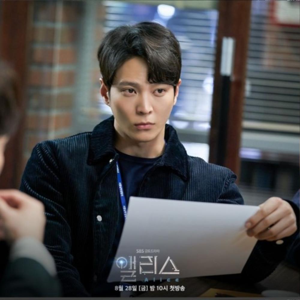 Họp báo phim mùa Covid-19, Kim Hee Sun hài hước 'tám chuyện' với Joo Won qua lăng kính nhiệm màu Ảnh 13