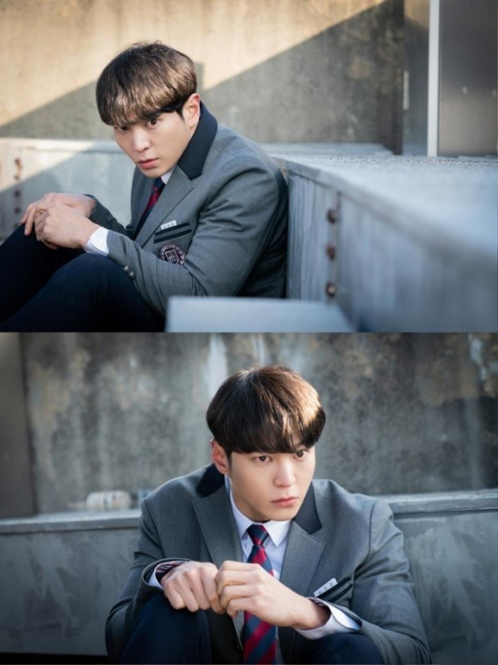 Họp báo phim mùa Covid-19, Kim Hee Sun hài hước 'tám chuyện' với Joo Won qua lăng kính nhiệm màu Ảnh 8