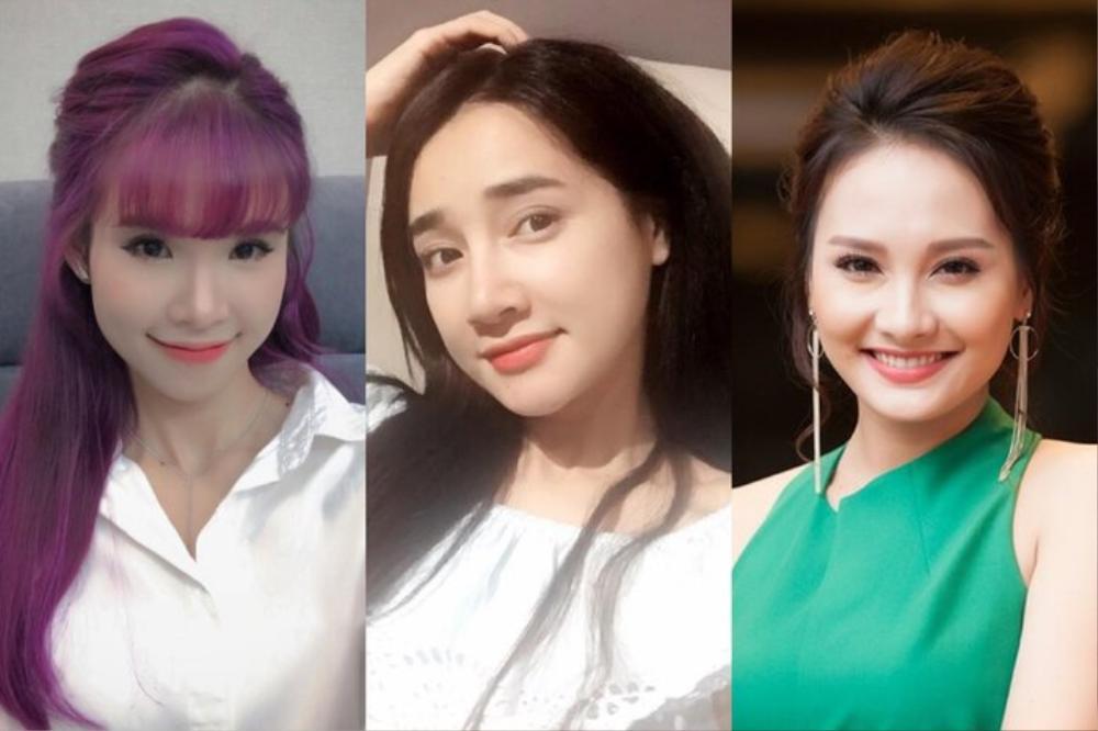 Sao Việt bằng tuổi nhưng chênh lệch nhan sắc khó tin: Nhã Phương như em gái Bảo Thanh Ảnh 5