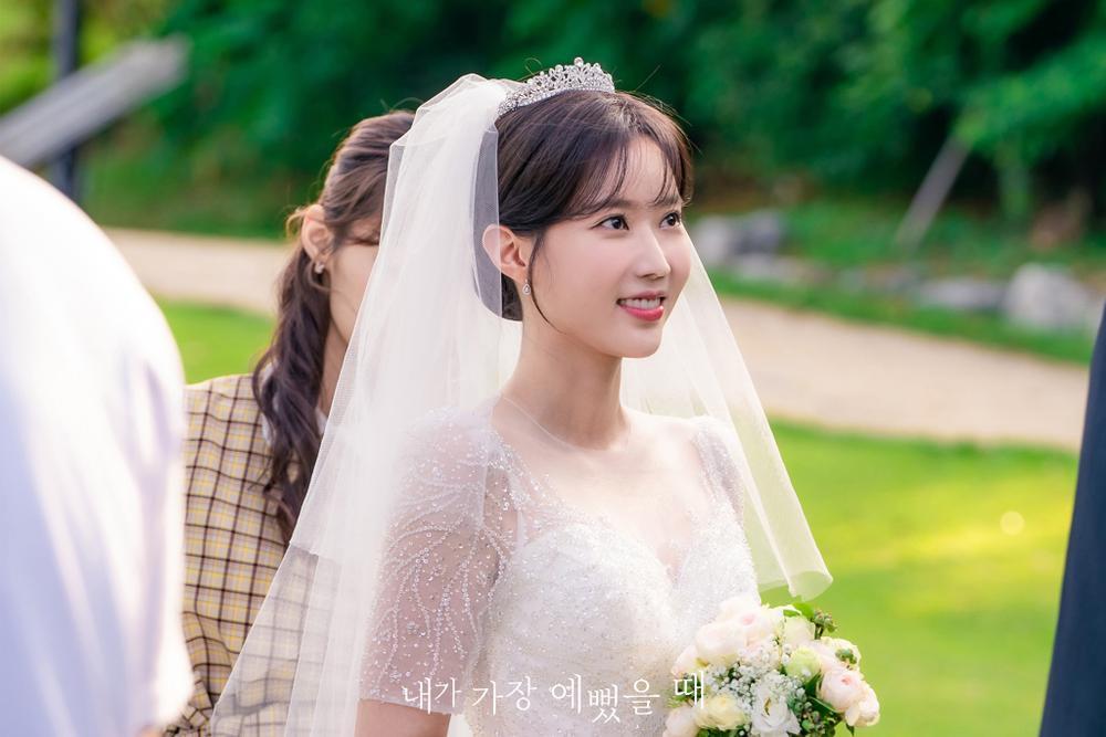 Lộ ảnh hôn lễ đẹp như cổ tích của Im Soo Hyang và Ha Seok Jin Ảnh 7