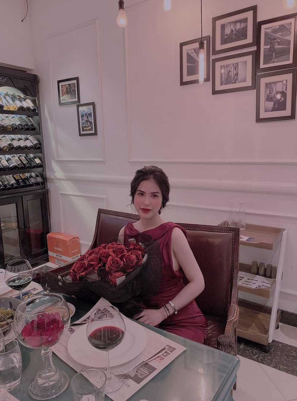 Việt Anh cùng vợ cũ Hương Trần ăn tối lãng mạn bên con trai kỷ niệm 1 năm rưỡi ngày ly hôn Ảnh 5