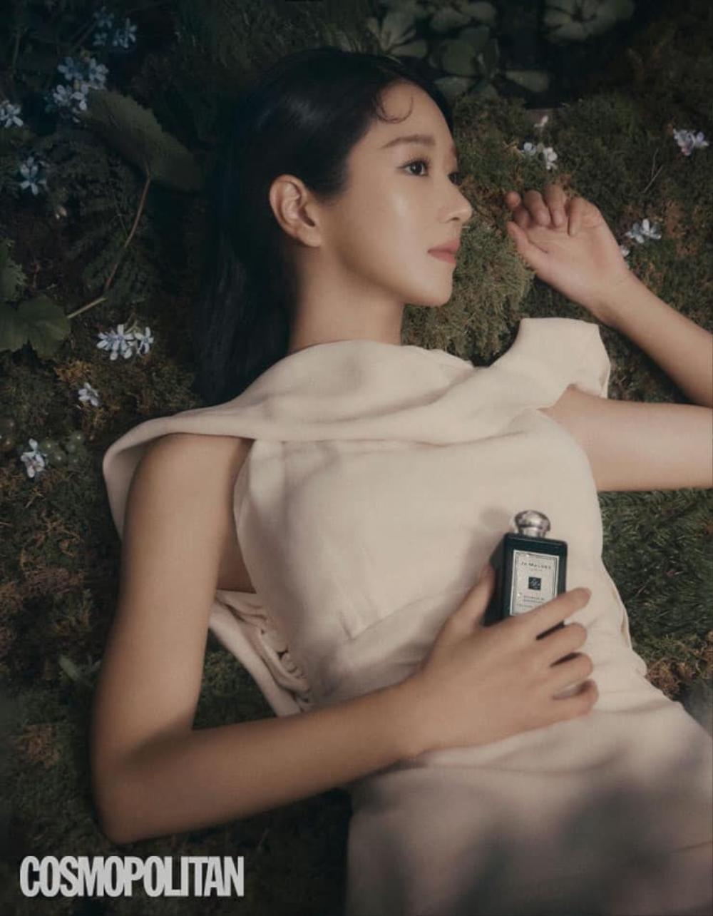 'Điên nữ' Seo Ye Ji đẹp mơ màng khi làm nàng thơ cho hãng thời trang Pháp Ảnh 8