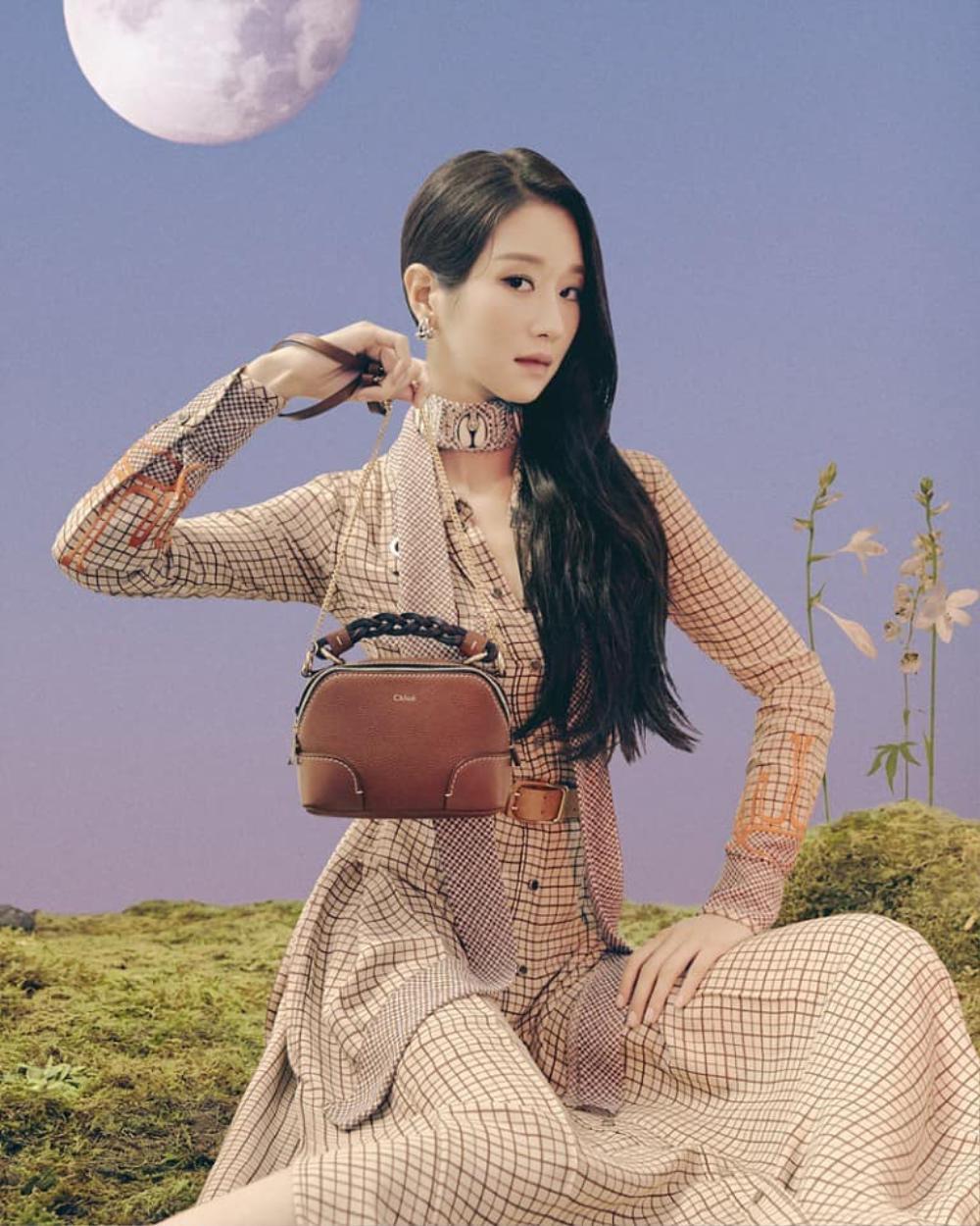 'Điên nữ' Seo Ye Ji đẹp mơ màng khi làm nàng thơ cho hãng thời trang Pháp Ảnh 6