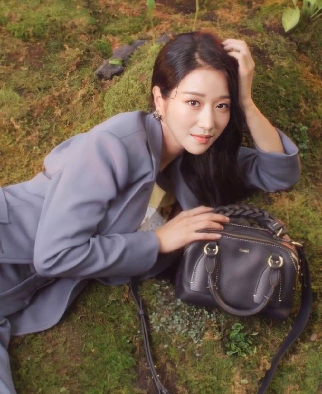 'Điên nữ' Seo Ye Ji đẹp mơ màng khi làm nàng thơ cho hãng thời trang Pháp Ảnh 2