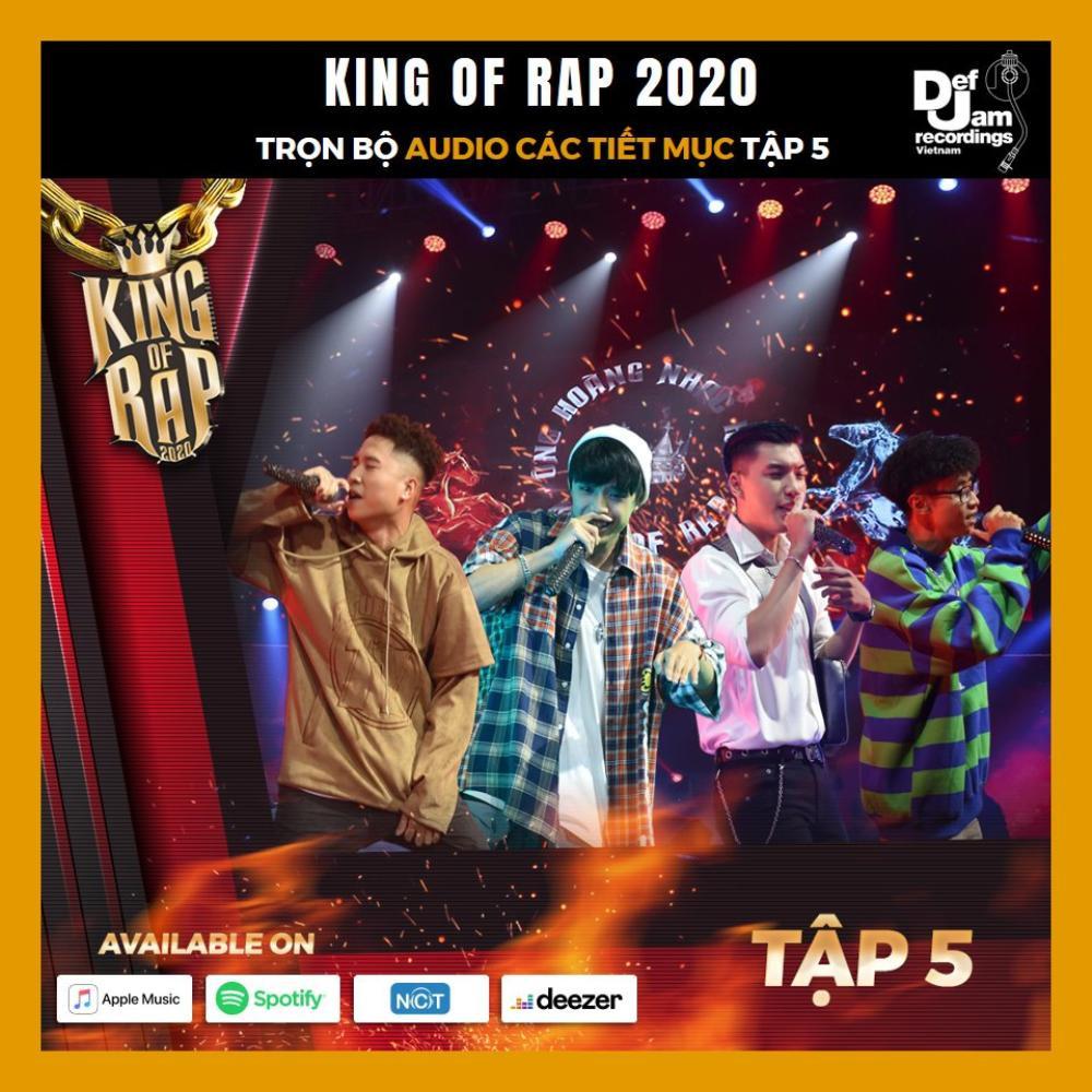 Nhà phát hành nhạc của KING OF RAP - Def Jam 'khủng' như thế nào trên bản đồ âm nhạc thế giới? Ảnh 1