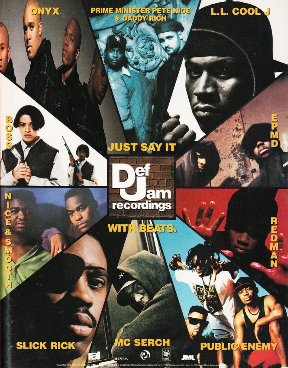 Nơi Tuimi (King of Rap) 'thuộc về - Def Jam 'khủng' như thế nào trên bản đồ âm nhạc thế giới? Ảnh 1