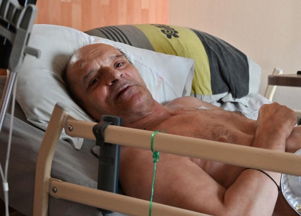 Bị Tổng thống Pháp từ chối quyền được chết, người đàn ông muốn livestream cái chết của mình Ảnh 1