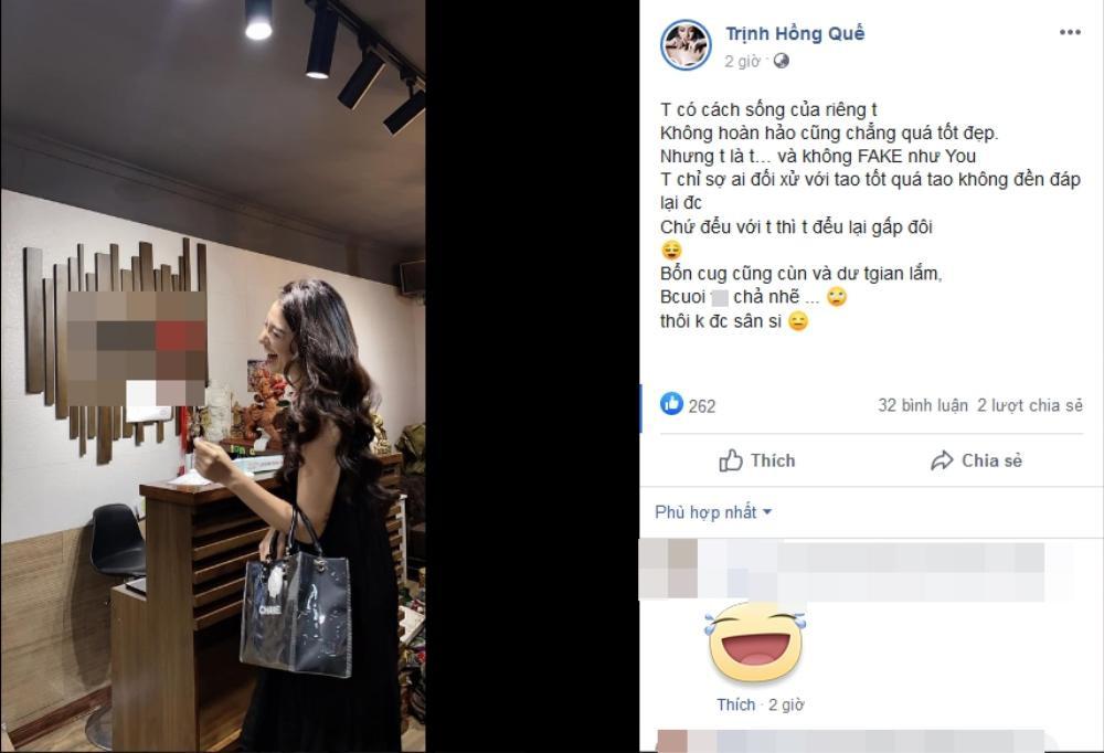 Vợ cũ Việt Anh 'tố' Hồng Quế nợ nần: Tình cảm chị em thân thiết chính thức 'toang'? Ảnh 2