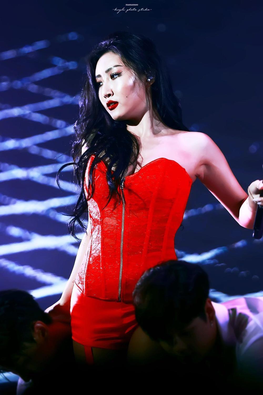 Visual thách thứ chuẩn mực sắc đẹp của các nữ Idols K-Pop Ảnh 9