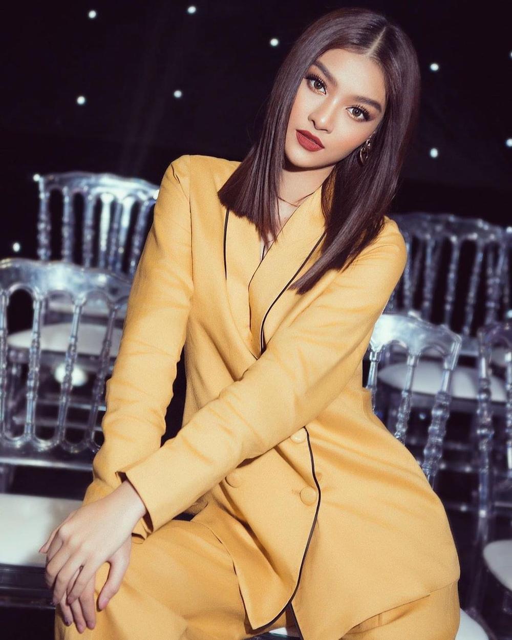 Á hậu Kiều Loan: 'Tôi là một người rất mè nheo khi yêu nên cần tìm một bạn trai lạnh lùng như Binz' Ảnh 4
