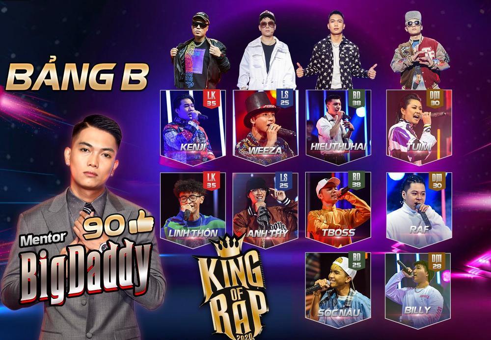 King of Rap tung luật chơi battle cực căng: Fan khen lôi cuốn mới mẻ, người bảo 'luật rừng', kẻ so sánh với Show Me The Money Ảnh 9