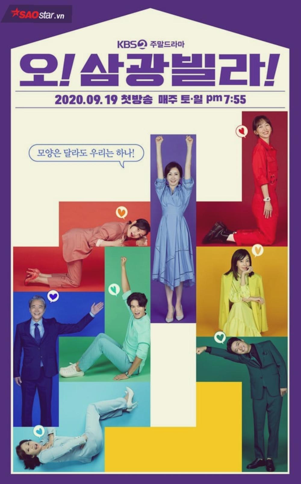 Phim truyền hình Hàn Quốc cuối tháng 9: Đa dạng thể loại nhưng nội dung không mới mẻ Ảnh 2