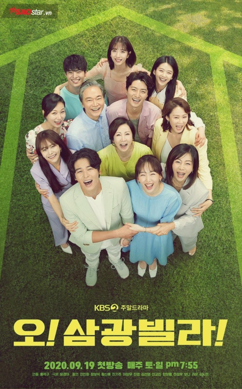 Phim truyền hình Hàn Quốc cuối tháng 9: Đa dạng thể loại nhưng nội dung không mới mẻ Ảnh 1
