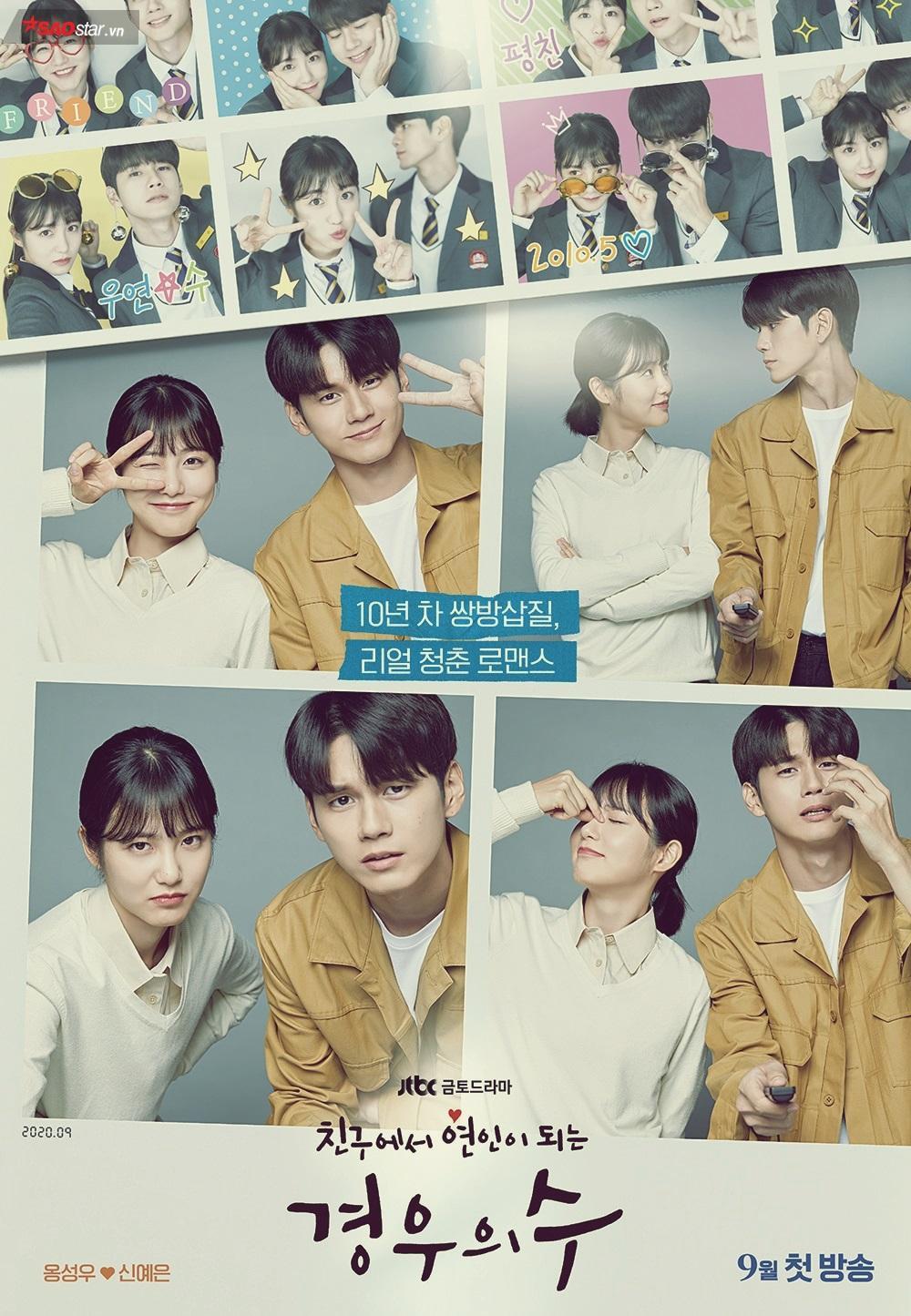 Phim truyền hình Hàn Quốc cuối tháng 9: Đa dạng thể loại nhưng nội dung không mới mẻ Ảnh 7
