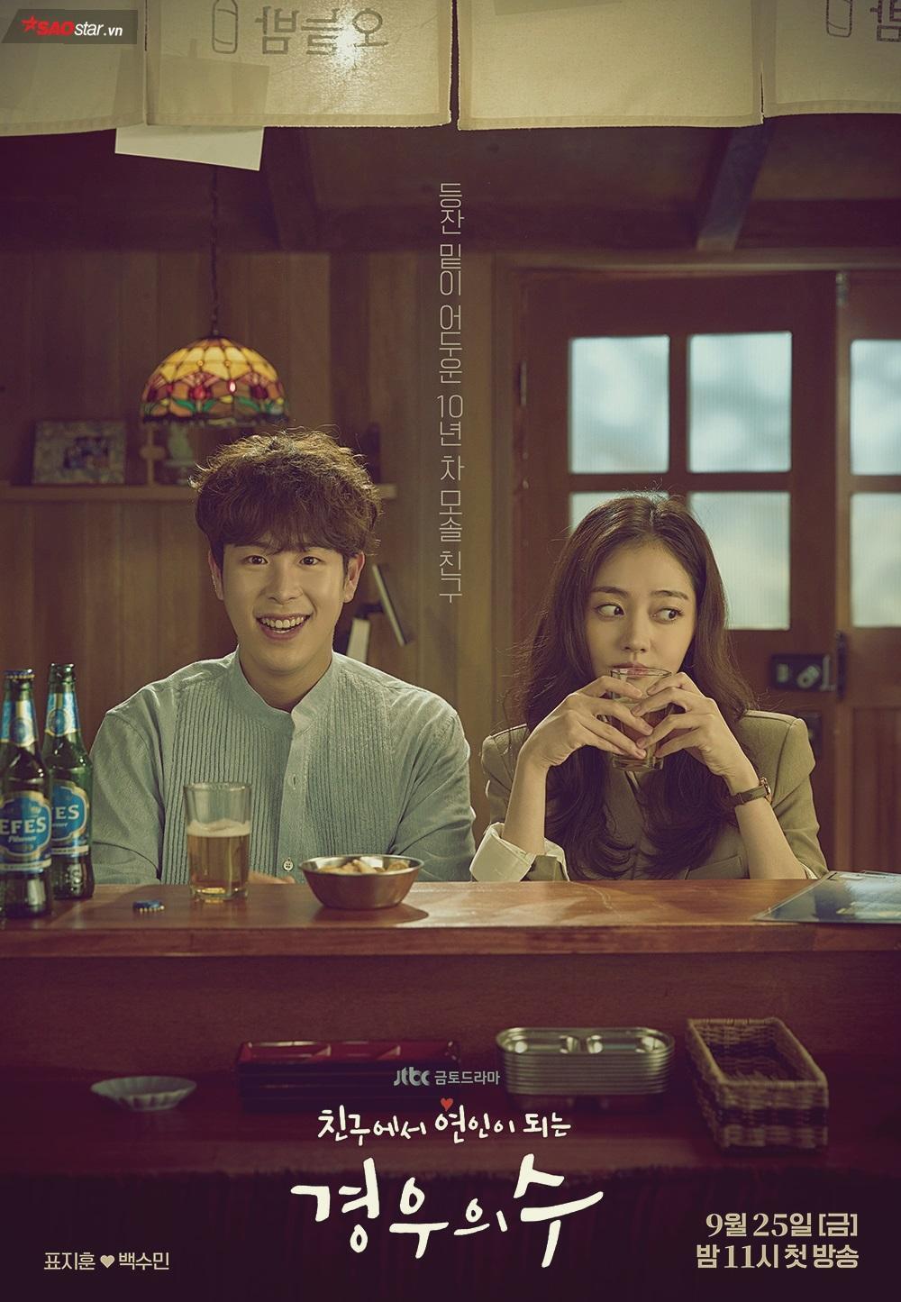 Phim truyền hình Hàn Quốc cuối tháng 9: Đa dạng thể loại nhưng nội dung không mới mẻ Ảnh 9
