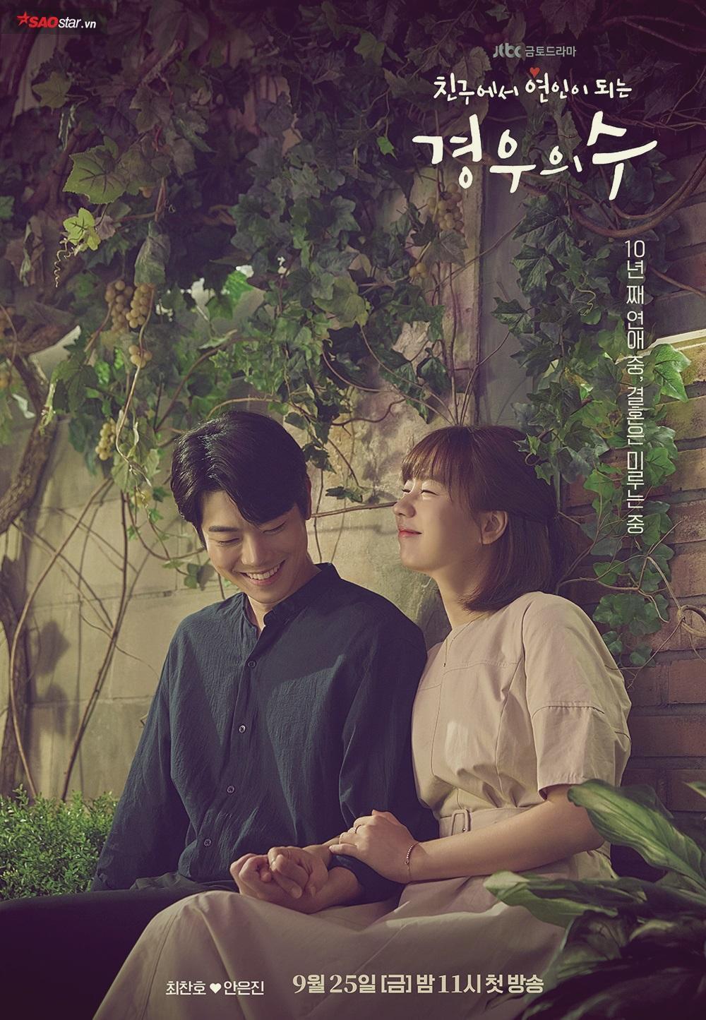 Phim truyền hình Hàn Quốc cuối tháng 9: Đa dạng thể loại nhưng nội dung không mới mẻ Ảnh 8