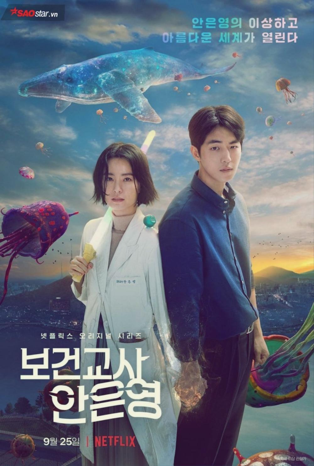 Phim truyền hình Hàn Quốc cuối tháng 9: Đa dạng thể loại nhưng nội dung không mới mẻ Ảnh 10