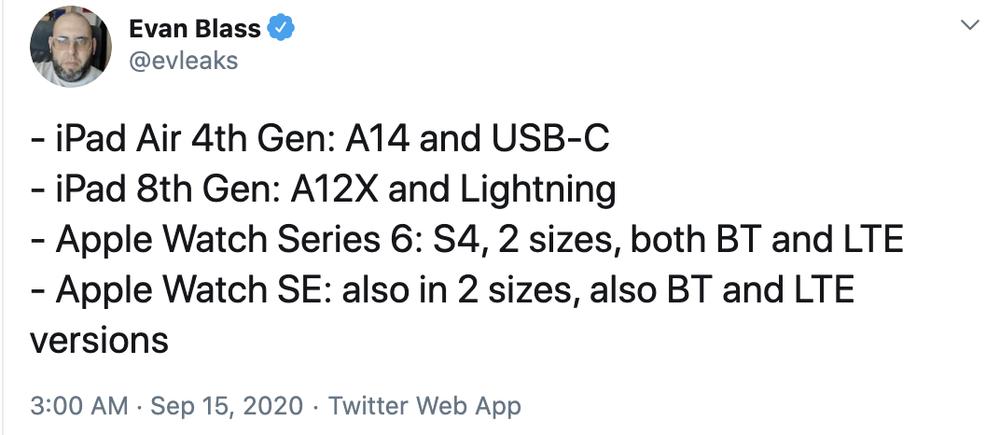 Lộ thông tin quan trọng về loạt sản phẩm Apple sẽ ra mắt tối nay Ảnh 2