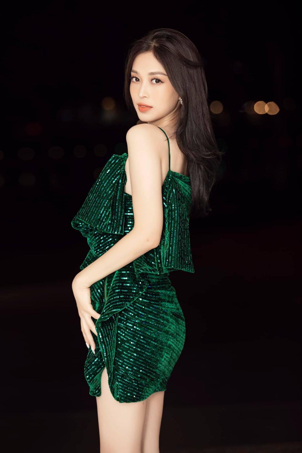 Tiểu Vy - Phương Nga - Thúy An thăng hạng nhan sắc sau 2 năm đăng quang Hoa hậu Việt Nam Ảnh 15