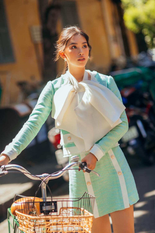 Tiểu Vy - Phương Nga - Thúy An thăng hạng nhan sắc sau 2 năm đăng quang Hoa hậu Việt Nam Ảnh 12