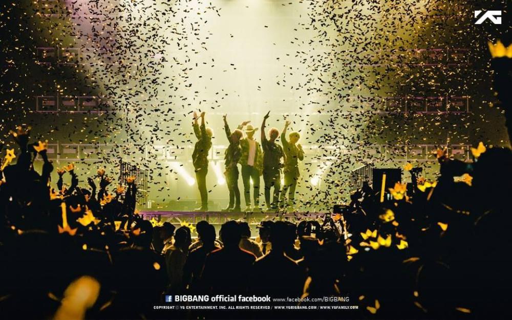 6 lý do BIGBANG vẫn là ông hoàng của Kpop Ảnh 13