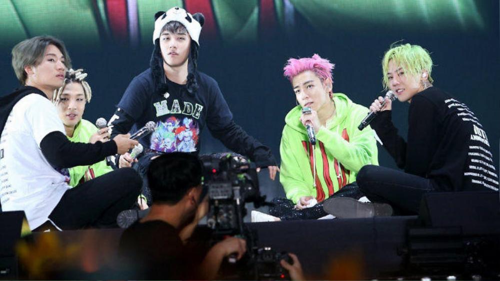6 lý do BIGBANG vẫn là ông hoàng của Kpop Ảnh 12