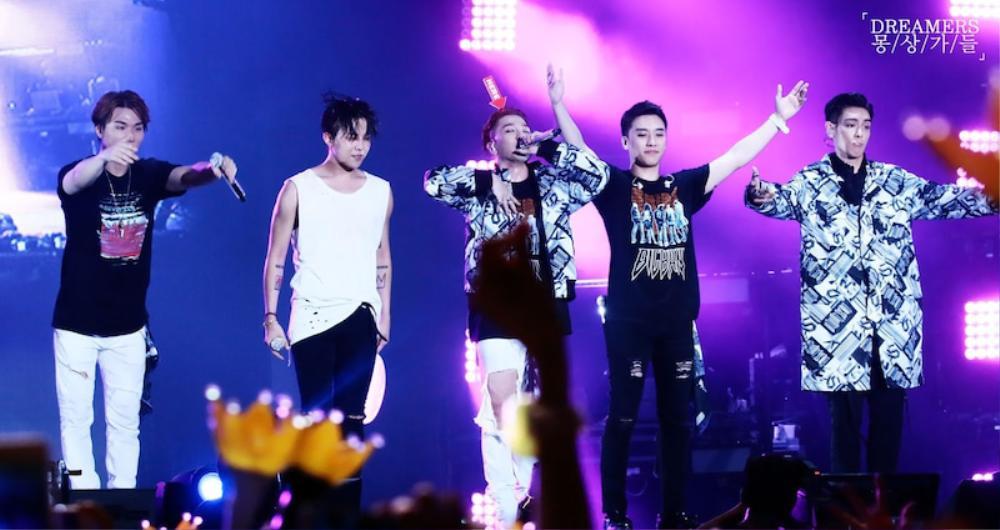 6 lý do BIGBANG vẫn là ông hoàng của Kpop Ảnh 10