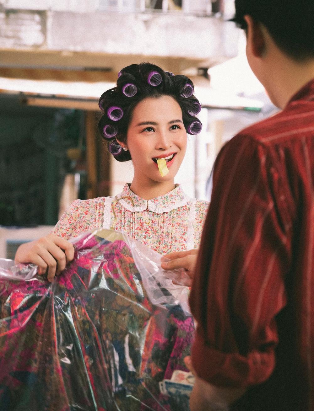 Đông Nhi làm cameo cho MV mới của Ngô Kiến Huy dù đang mang thai 7 tháng Ảnh 3