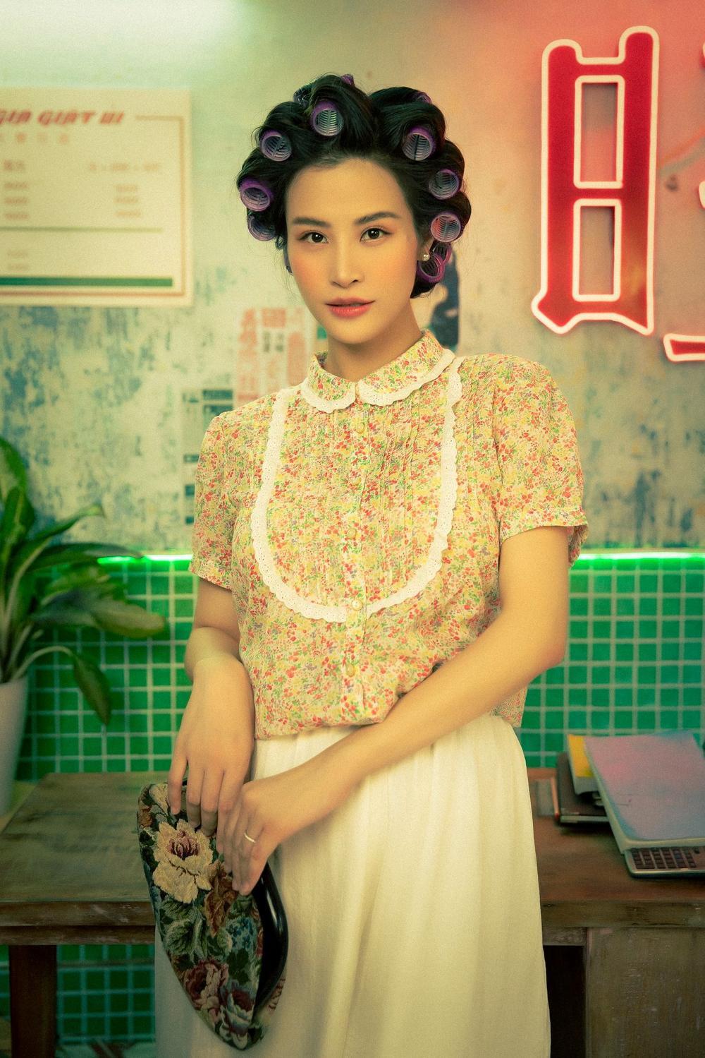 Đông Nhi làm cameo cho MV mới của Ngô Kiến Huy dù đang mang thai 7 tháng Ảnh 5