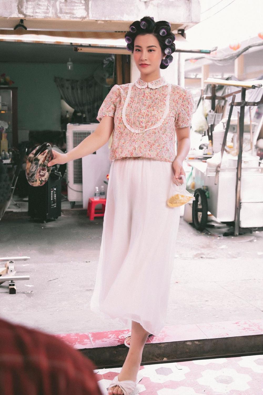 Đông Nhi làm cameo cho MV mới của Ngô Kiến Huy dù đang mang thai 7 tháng Ảnh 6