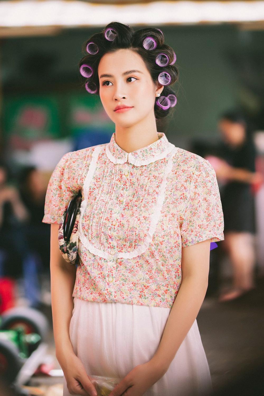 Đông Nhi làm cameo cho MV mới của Ngô Kiến Huy dù đang mang thai 7 tháng Ảnh 7