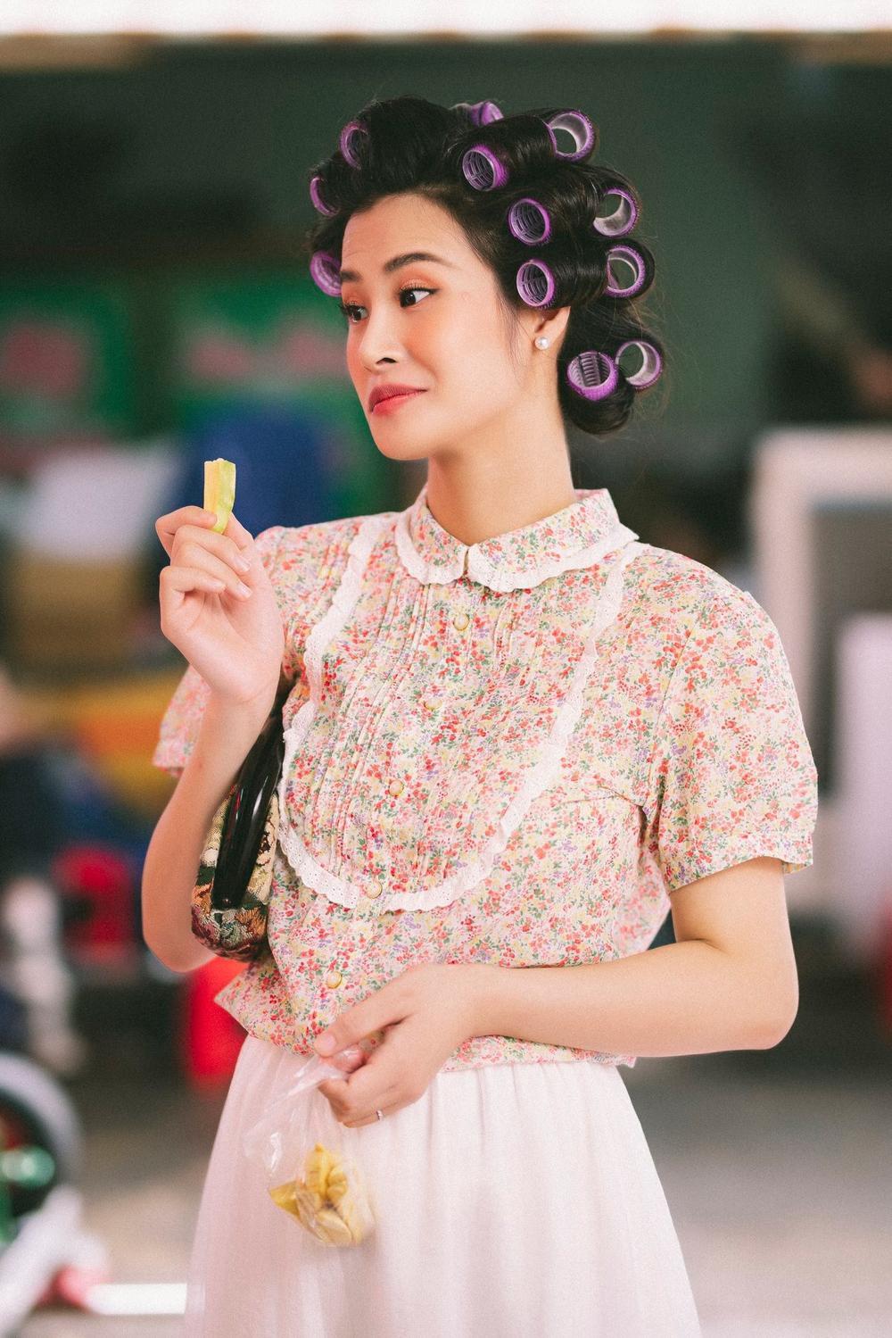 Đông Nhi làm cameo cho MV mới của Ngô Kiến Huy dù đang mang thai 7 tháng Ảnh 8