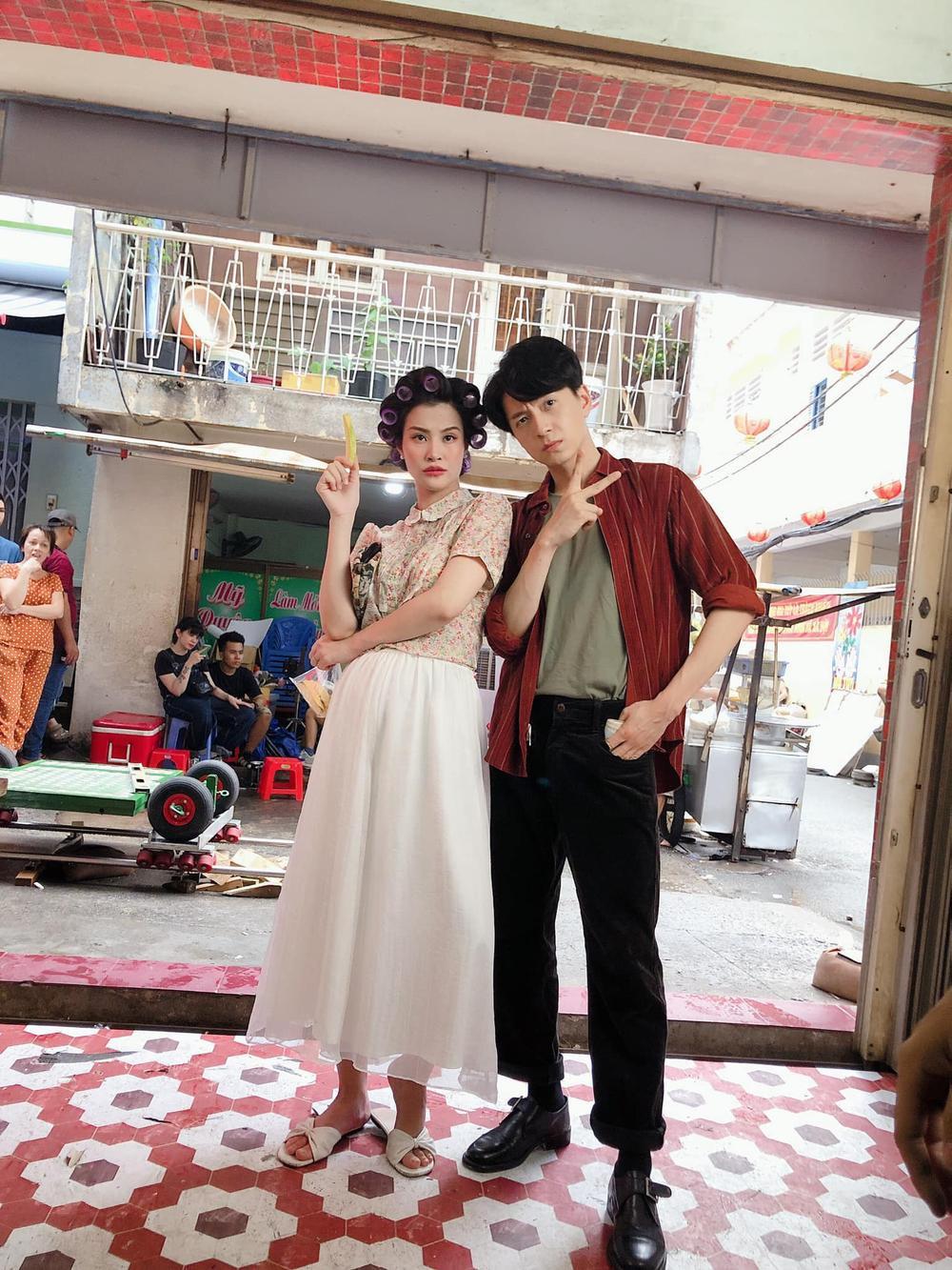 Đông Nhi khoe tạo hình cameo MV Ngô Kiến Huy, Diệu Nhi liền tay rào trước muốn kết hợp... 'đòi nợ' chung? Ảnh 4
