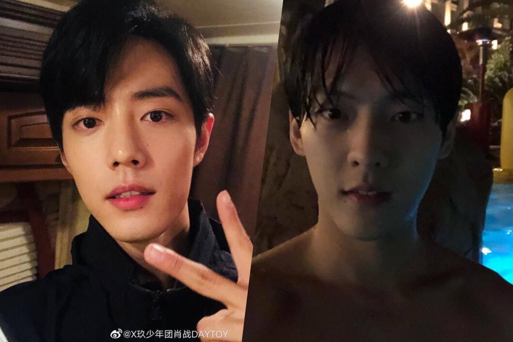 Tiêu Chiến là 'em trai thất lạc' của Lee Minhyuk (Btob), dân mạng 'hú hồn' vì giống nhau đến từng cái nốt ruồi Ảnh 19