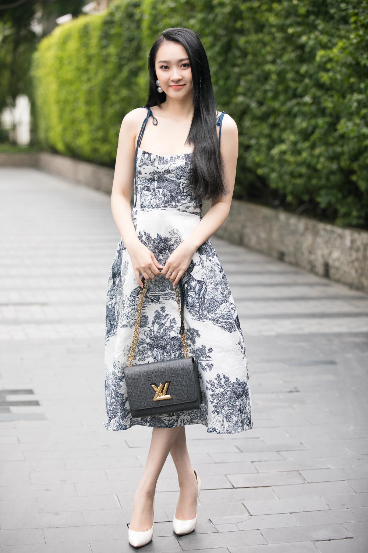 Loạt người đẹp đầy tiềm năng cùng khoe sắc tranh vương miện Hoa hậu Việt Nam 2020 Ảnh 5