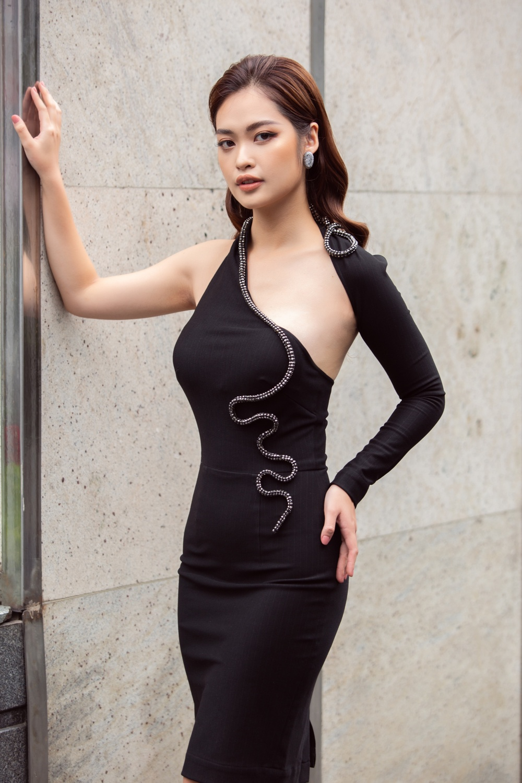 Loạt người đẹp đầy tiềm năng cùng khoe sắc tranh vương miện Hoa hậu Việt Nam 2020 Ảnh 2