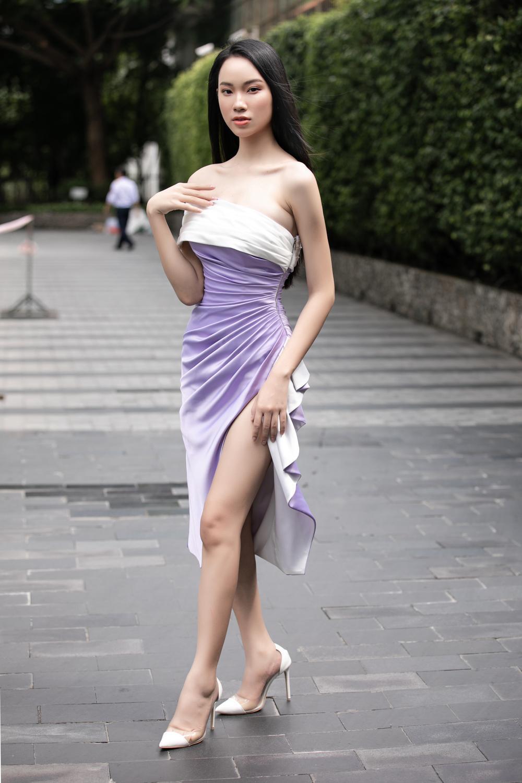 Loạt người đẹp đầy tiềm năng cùng khoe sắc tranh vương miện Hoa hậu Việt Nam 2020 Ảnh 7