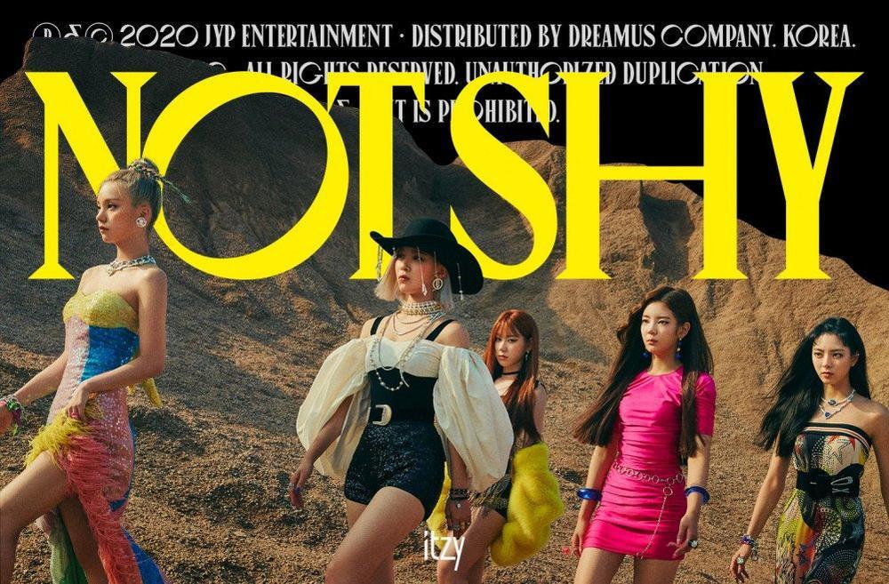 Not shy của ITZY đạt 100 triệu view, trở thành MV nhanh nhất của nhóm đạt được thành tích này Ảnh 2