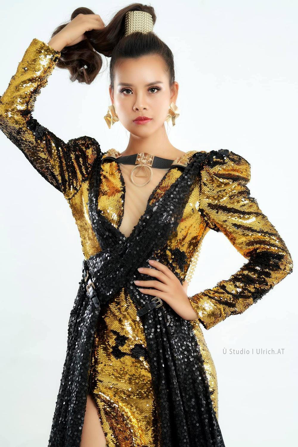 HOT: Lộ diện đại diện Việt Nam tại Miss Earth thi Online, từng 'đụng độ' H'Hen Niê - Hoàng Thùy Ảnh 10
