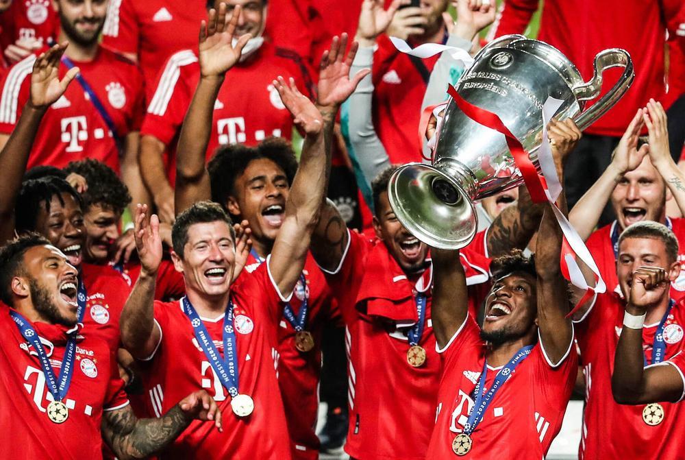 Những điều cần biết trước lễ bốc thăm chia bảng Champions League 2020/21 Ảnh 1