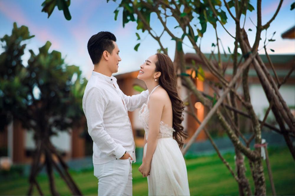 Hậu lộ ảnh tình tứ bên Việt Anh, Quỳnh Nga cuối cùng cũng lên tiếng Ảnh 1