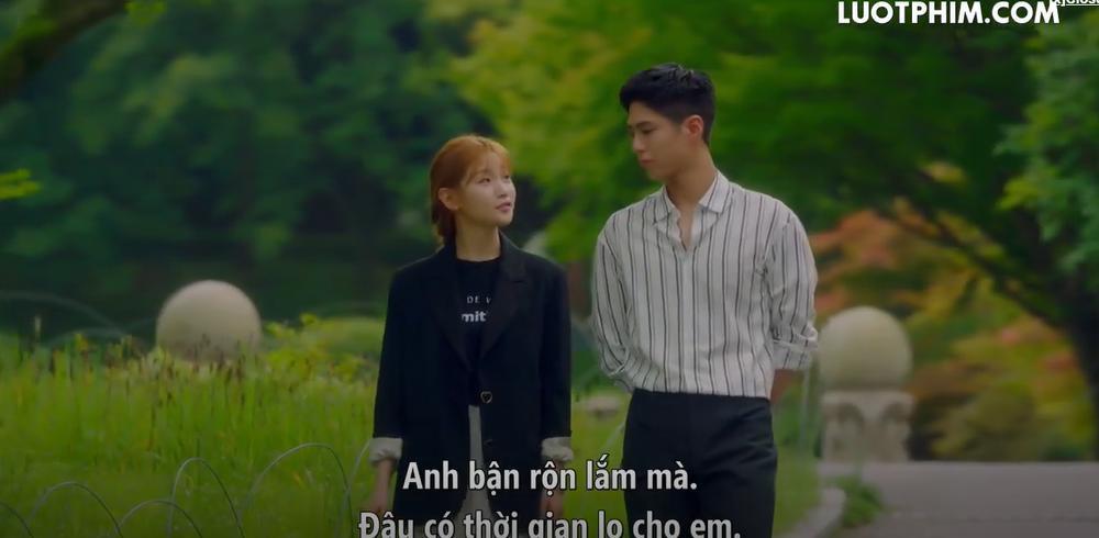Ký sự thanh xuân tập 8: Park Bo Gum nổi tiếng sau một đêm khi đóng vai chính trong bộ phim mới Gateway Ảnh 16
