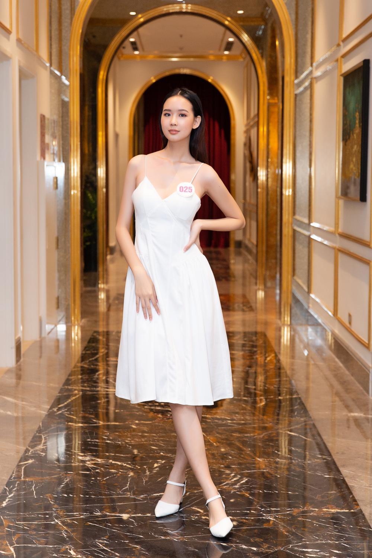 Chiêm ngưỡng nhan sắc Top 60 người đẹp tranh vương miện Hoa Hậu Việt Nam 2020 Ảnh 10