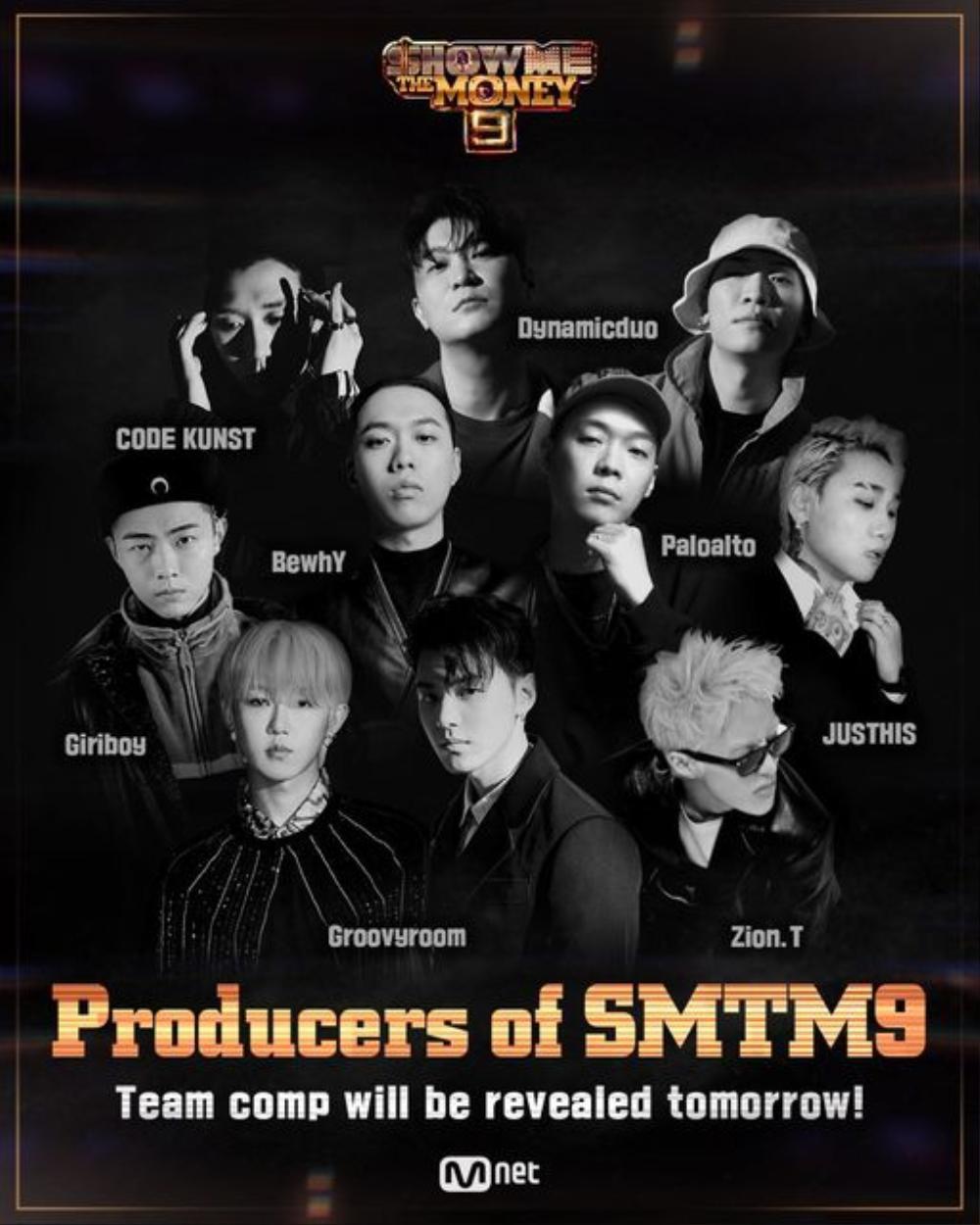 'Show Me The Money 9' công bố các nhà sản xuất, nhân tố thí sinh bí ẩn cũng được hé lộ Ảnh 3