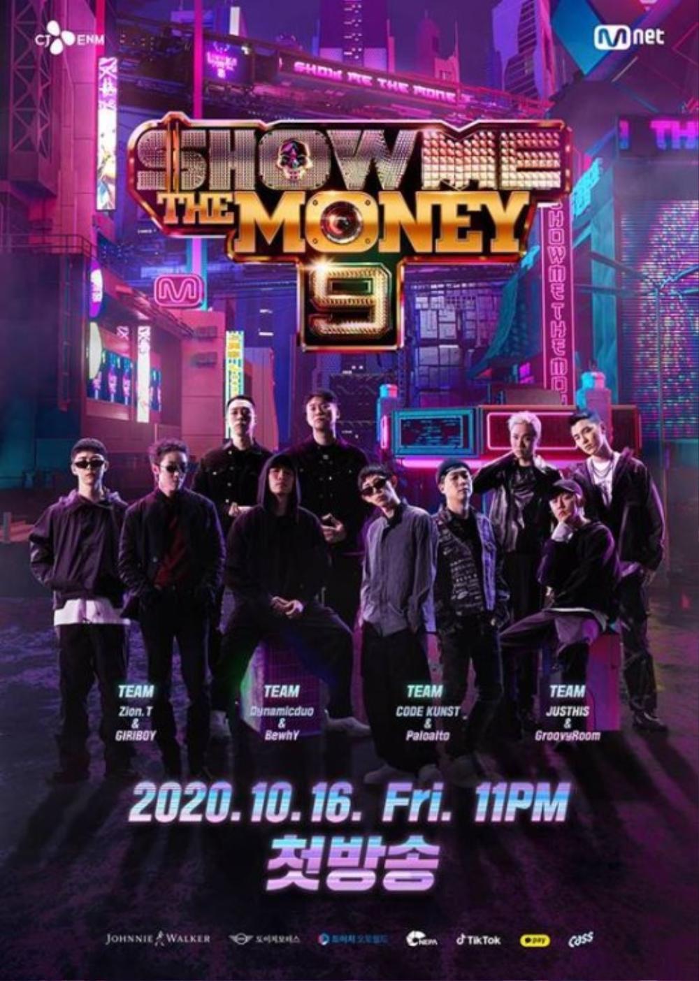 'Show Me The Money 9' công bố các nhà sản xuất, nhân tố thí sinh bí ẩn cũng được hé lộ Ảnh 1