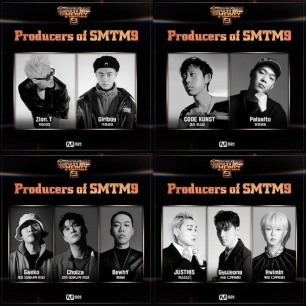 'Show Me The Money 9' công bố các nhà sản xuất, nhân tố thí sinh bí ẩn cũng được hé lộ Ảnh 2