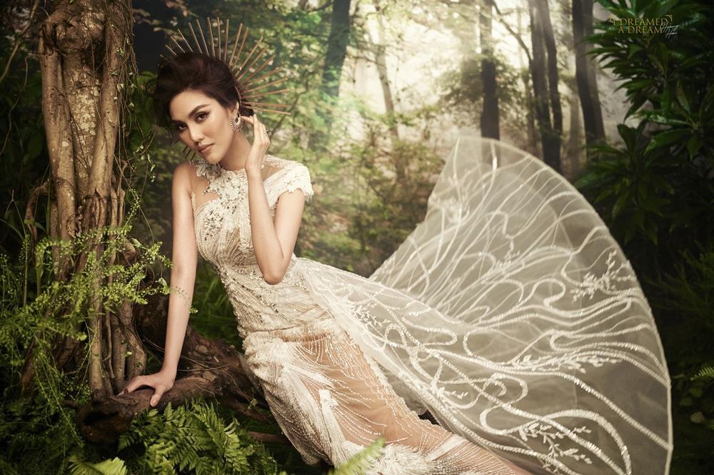 Lan Khuê hóa nữ thần rừng quyền uy, thần thái đỉnh cao đầy mị lực Ảnh 4