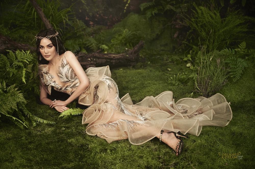 Lan Khuê hóa nữ thần rừng quyền uy, thần thái đỉnh cao đầy mị lực Ảnh 7