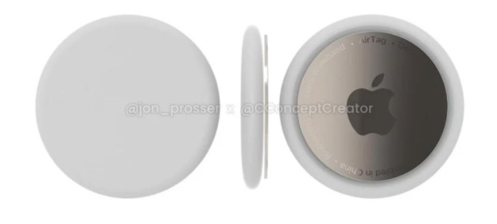 AirTags của Apple sẽ có hai kích thước, có thể trình làng tháng sau Ảnh 2